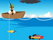 Ben10 Fishing Game