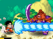 Dragon Ball Fierce Fighting Hacked