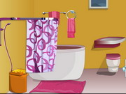 Girls Modern Bathroom Decor