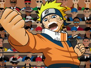 Naruto Boxing Game