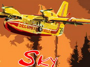 Play Sky Fire Fighter Hacked