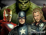 The Avengers games game