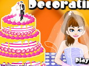 Bridecake Decorating