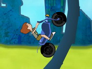 Chalk Zone Racer