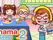 Cooking Mama 2 Game - Play online at Y8.com