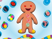 Decorate the Gingerbread Boy