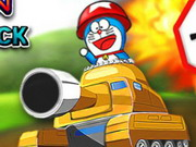 Doraemon Tank Attack Hacked