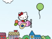 Fly Hello Kitty Fly