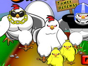 Funky Chicken Tower Defense Hacked