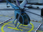 Helicopter Parking Hacked