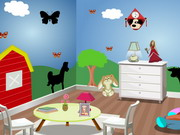 Play Kids Bed Room Escape