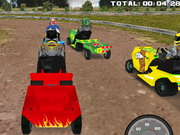 Lawnmower Racing 3D Hacked