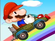 Mario Car Run Hacked