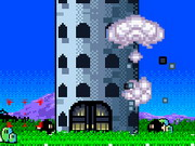 Mario Tower Hacked