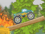Monster Truck Vs Forest Hacked