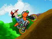 Pokemon Bike Game