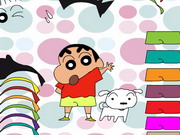 Shinchan Makeup