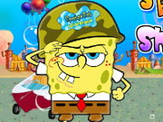 Spongebob Shooter Hacked