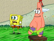 Spongebob Squarepants - Flying Plates