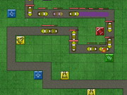 Vehicle Tower Defense 3 Hacked