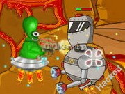 Alien Vs Robots The Conquest Hacked