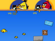 Angry Birds Double Fishing Hacked