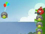 Angry Birds Shooting Training Hacked