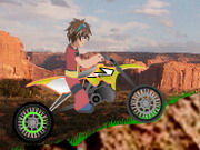 Bakugan Bike In Grand Canyon Hacked