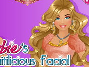 Play Barbie's Fruitilicious Facial