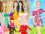 Play Barbie Summer Dresses
