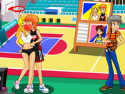 Play Basketball Kissing