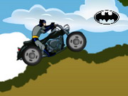 Batman Bike Hacked