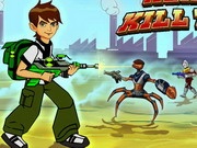 Ben 10 Aliens Kill Zone Hacked