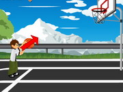 Play Ben 10 Basketball Hacked