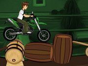 Ben 10 Bike Riding Hacked