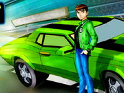 Play Ben 10 Drift