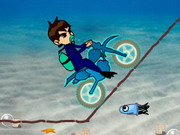 Ben 10 Motocross Under The Sea Hacked