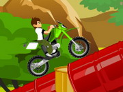 Ben 10 Trail Ride Hacked