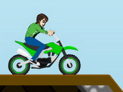 Ben 10 Ultimate Dead Bike Hacked