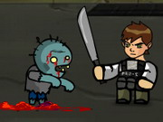 Ben 10 Vs Zombies 2 Hacked