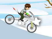 Ben 10 Winter Ride Hacked
