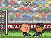 لعبة كرة قدم الرأس
