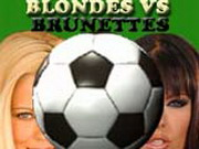 Blondes vs Brunettes