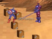 Captain America - Heroes Defence