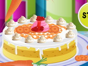 Carrot Cake Decoration