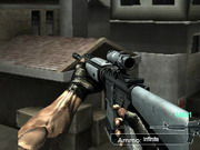 Counter Strike M4A1 Hacked