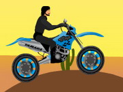 Desert Motorcycle Ride Hacked