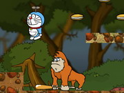 Doraemon vs King Kong