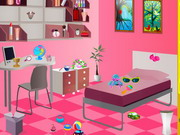 Eyeliner Room Escape Walkthrough