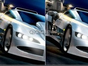 Fast Cars - Find the Differences